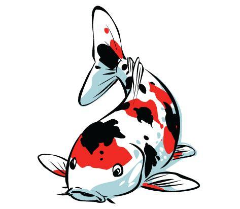 Koi Fish Clipart koi clipart