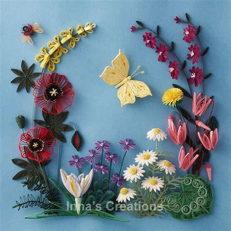 Paper Quilling Flowers - 4212942268 2bfab38805 z jpg zz 1