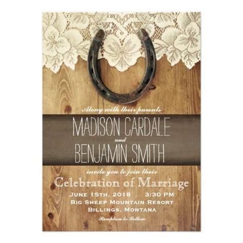 25 best ideas about western wedding invitations on wedding invitations