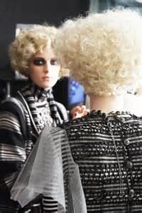 The Backstage With Fashionologie by Chanel Cruise 2010 Backstage Detail