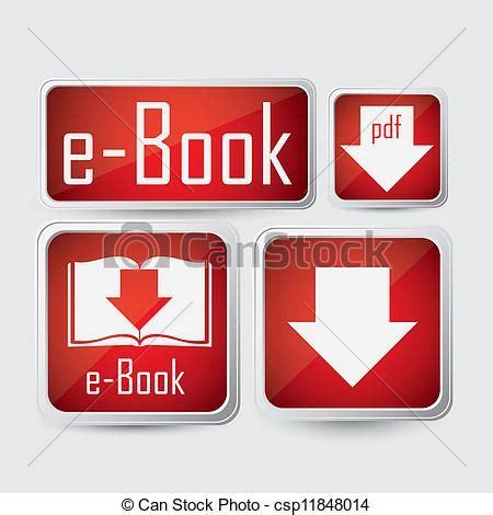e book icon design stock vector image 49331229 vector clip art of download ebook illustration of