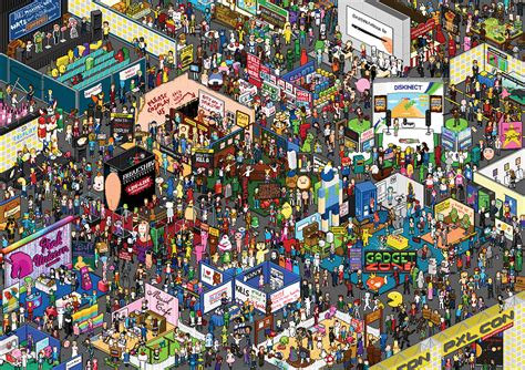 a geeky where s wally waldo benmerrick com blog