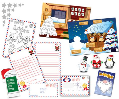 letter to santa template ireland santa letter direct personalised letters from santa claus