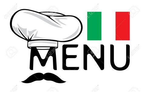 free italiano restaurant menu clipart free clip clipartix