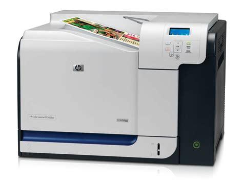 Hp Cp3525dn Color Laserjet Printer Reconditioned