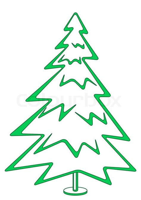 christmas tree text symbol fir tree monochrome pictogram symbol isolated stock photo colourbox