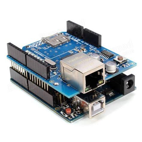 Ethernet Shield W5100 For Network Arduino placa de desenvolvimento usb geekcreit 174 uno r3 ethernet shield kit w5100 para arduino venda