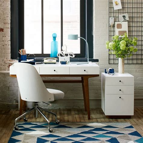 modern desk design modern computer desk designs that bring style into your home