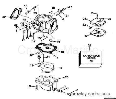 boat manufacturers that use evinrude carburetor 50 60 70 1996 evinrude outboards 50