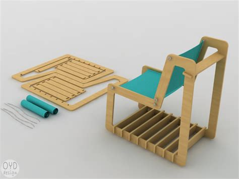 Flat Pack by Oy Design S Flat Pack Fs Chair Can Be Easily Assembled In