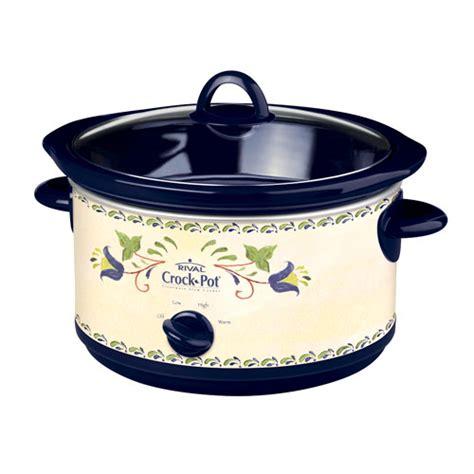 Rival Crock Pot by Rival 5 Qt Crock Pot Appliances Walmart
