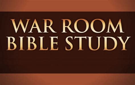 the room in the bible war room bible study salida room church