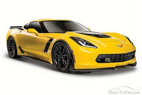 corvette c7 model c7 corvette diecast scale model cars mint models diecast