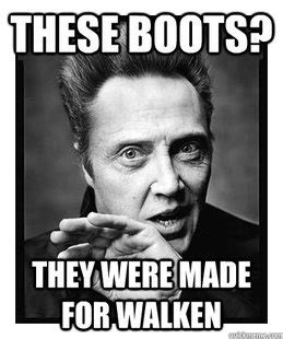 Meme Song Lyrics - walken does song lyrics you crack me up pinterest