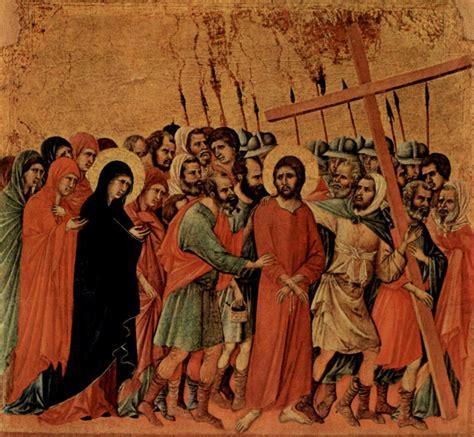 duccio betrayal of christ story the gallery for gt duccio di buoninsegna betrayal of jesus