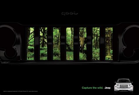 chrysler advertising jeep capture the jeep ads