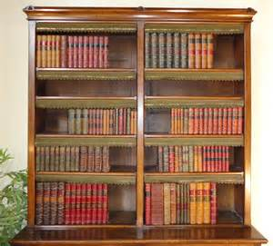 bookshelves library oak library bookcase antiques atlas