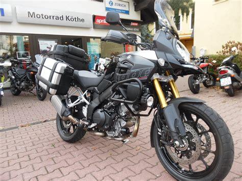 Motorrad Suzuki Chemnitz by Umgebautes Motorrad Suzuki V Strom 1000 Von Motorrad K 246 The