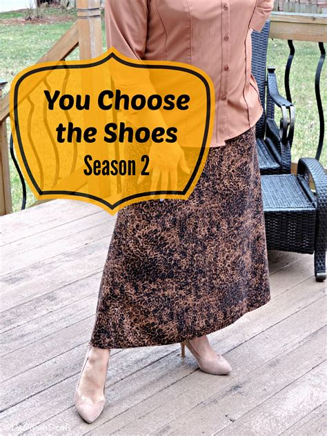 The Season 2 Weekly Recap You Chosen by You Choose The Shoes Season 2 Week 2 Dedivahdeals