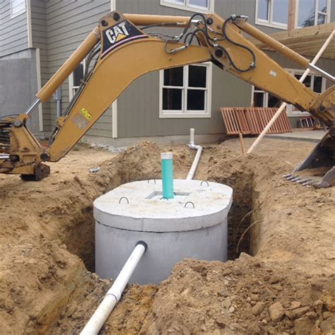 tiny house septic system septic system installation with photos small home
