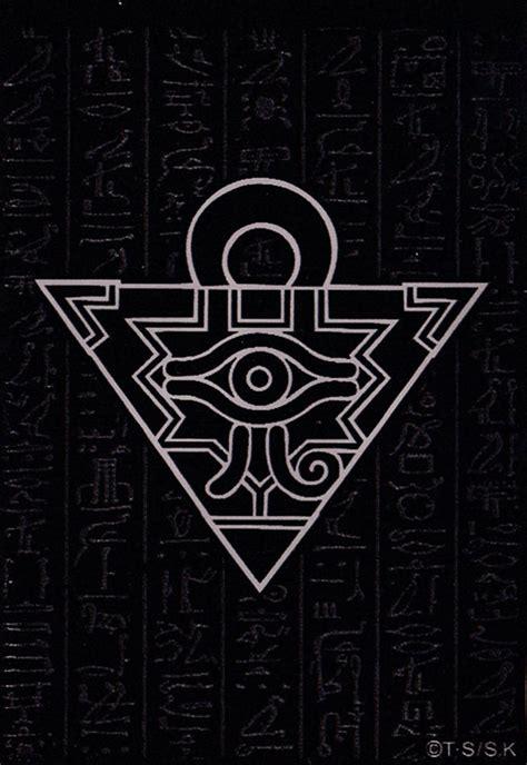 Yu Gi Oh Millenium Black 100 yu gi oh card deck protectors millenium puzzle card