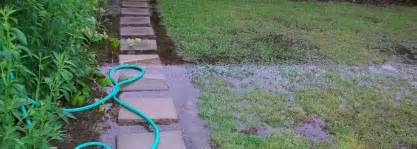 backyard drainage solutions yard drainage solutions michigan brick pavers