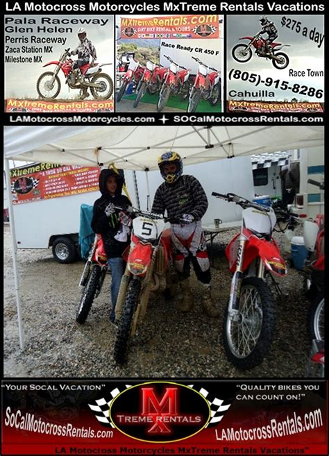 rent motocross bike uk temecula ca la motocross supercross dirt bike rentals los