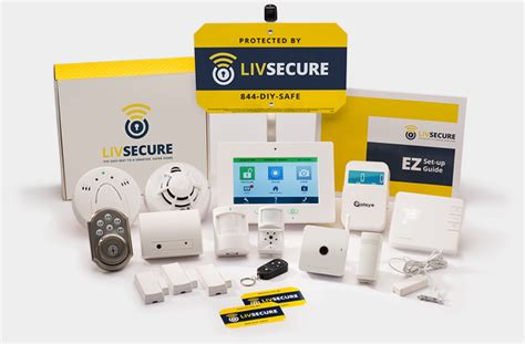 home security plans diy installation livsecure