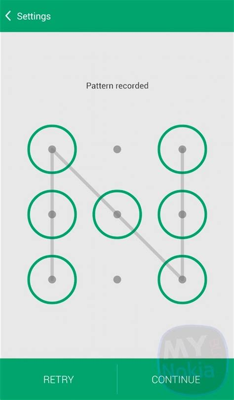 pattern lock nokia microsoft next lock screen gets pattern and pin unlock