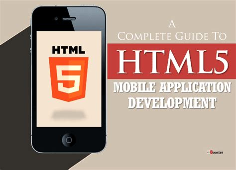 mobile development html5 complete guide html5 mobile application development be