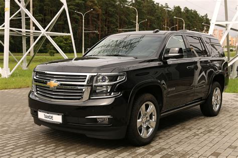car model chevrolet an overview the new chevrolet suv models car guide pro