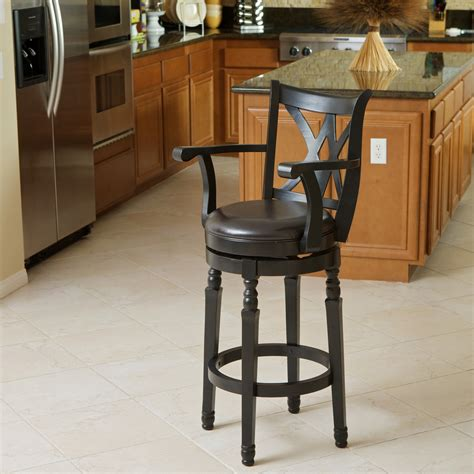 Kitchen Counter Chairs by Kitchen Counter Stools With Backs Selection Guide Homesfeed
