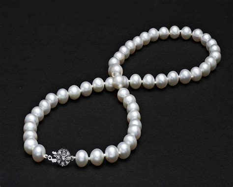 Types Of Pearl Necklace Clasps   Jewelry Ufafokus.com