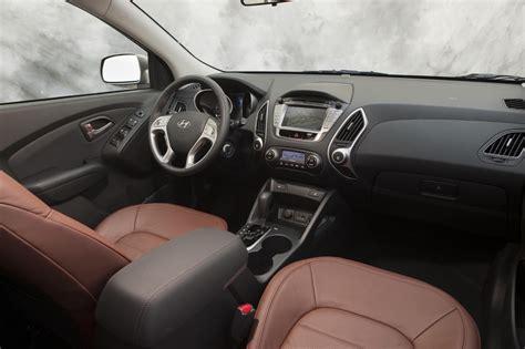 hyundai tucson leather interior 2010 hyundai tucson car design