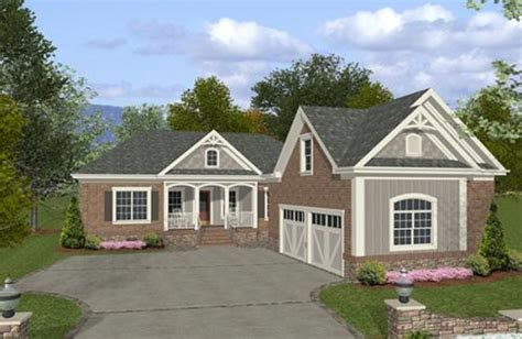 2 car garage square footage southern style house plan 4 beds 3 baths 1800 sq ft plan