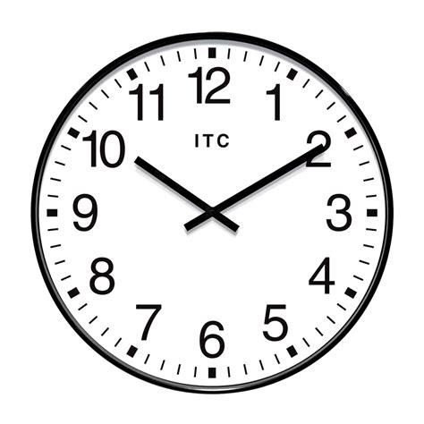 oversized round wall clocks
