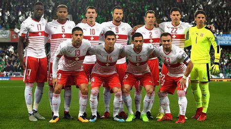 suiza mundial 2018 los equipos mundial 2018 suiza