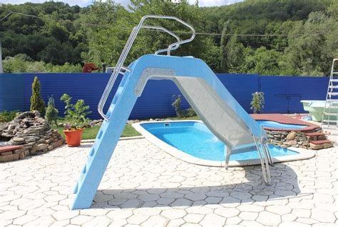 backyard slide plans backyard pools with slides pool design ideas