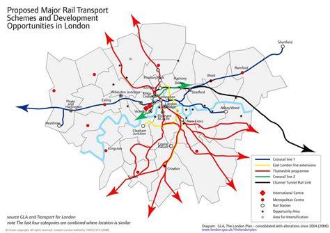 map uk rail lines south east