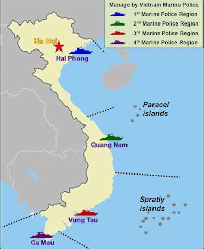 sat bien viet nam vietnam marine police vmp