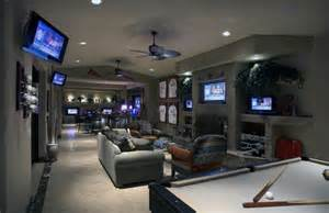 60 room ideas for cool home entertainment designs