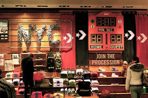Home Design Stores Soho Nyc by Converse Flagship Store New York Soho Zinensis 3d