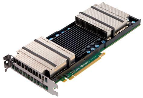 nvidia shows tesla k10 performance the register
