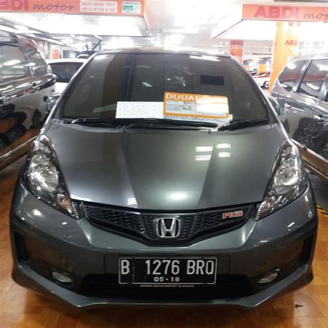 Radiator Honda Jazz Rs Manual honda jazz rs manual 2013 mobilbekas
