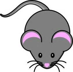 gray mouse clip art clker vector clip art