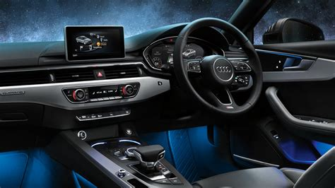 Audi Interieur by The Audi A4 Interior