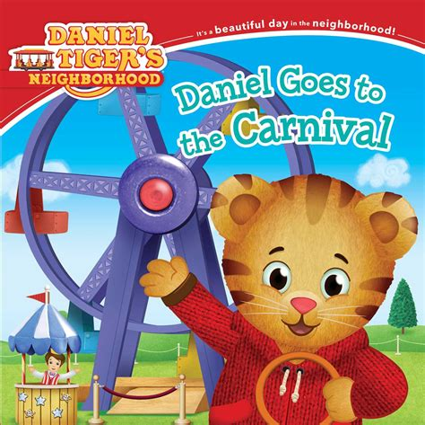 Board Book Merry Daniel Tiger By Angela C Santomero Buku daniel goes to the carnival ebook by angela c santomero jason fruchter official publisher