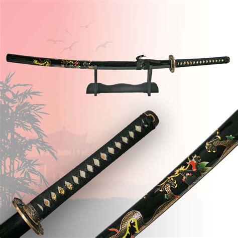Handmade Sword Review - handmade 40 5 eastern dragon sword army navy