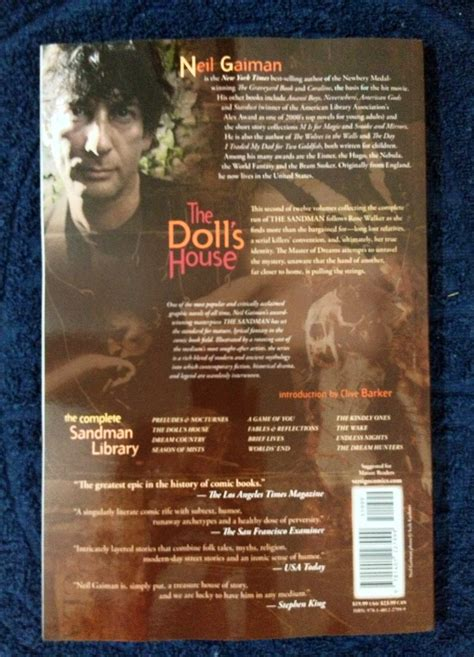 the sandman vol 2 the doll s house the sandman the doll s house 2 tpb con dvd note