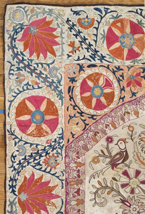 suzani rugs antique suzani rug at 1stdibs